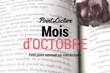 Point lecture - octobre
