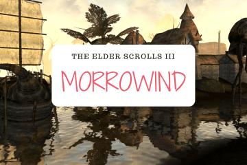 Morrowind jeu vidéo