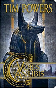 les voies d'anubis Tim Powers