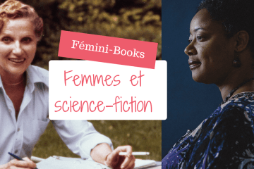 auteures science-fiction femmes fémini books