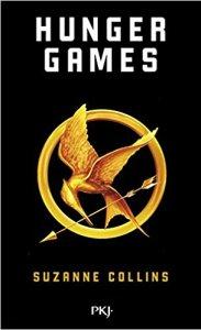 Hunger games livres gryffondor
