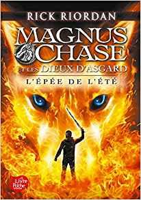 Magnus Chase - Risck Riordan