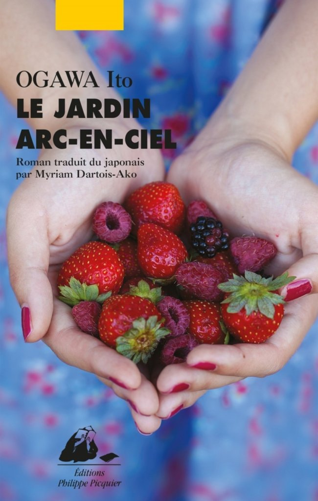 Le jardin arc-en-ciel - Point lecture