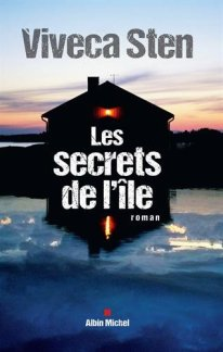 Les secrets de l'île - point lecture