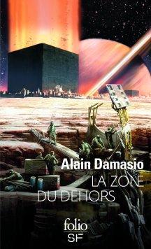 Livre cadeau - La zone du dehors d'Alain Damasio