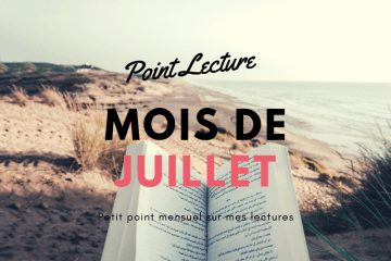 Point lecture juillet 2019