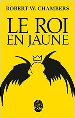 Si vous avez aimé True Detective, vous aimerez Le roi en jaune