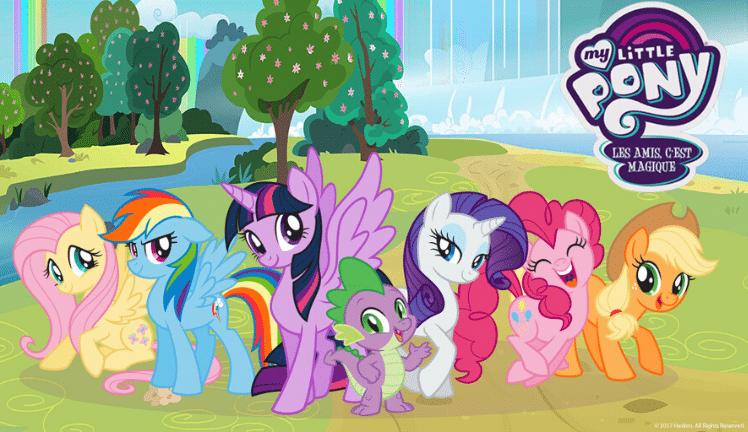 My Little pony - dessin animé