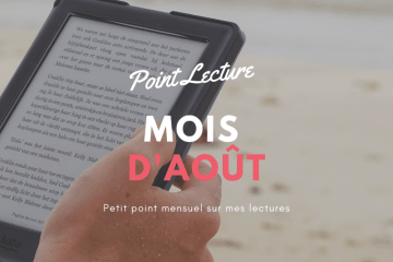 Point lecture août 2020