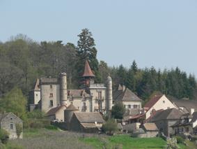 Chambre d'hôtes la Gémuloise château de Charnailles Jambles
