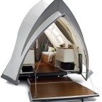 glamping camping de luxe