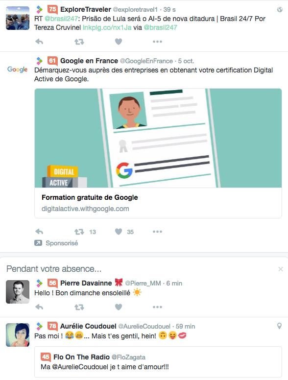 klout recherche influenceur sur twitter