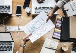 Etablir un cahier des charges permet de mieux organiser sa refonte de site web