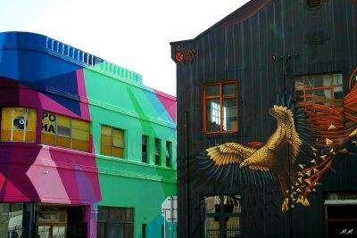 street art woodstock cape town