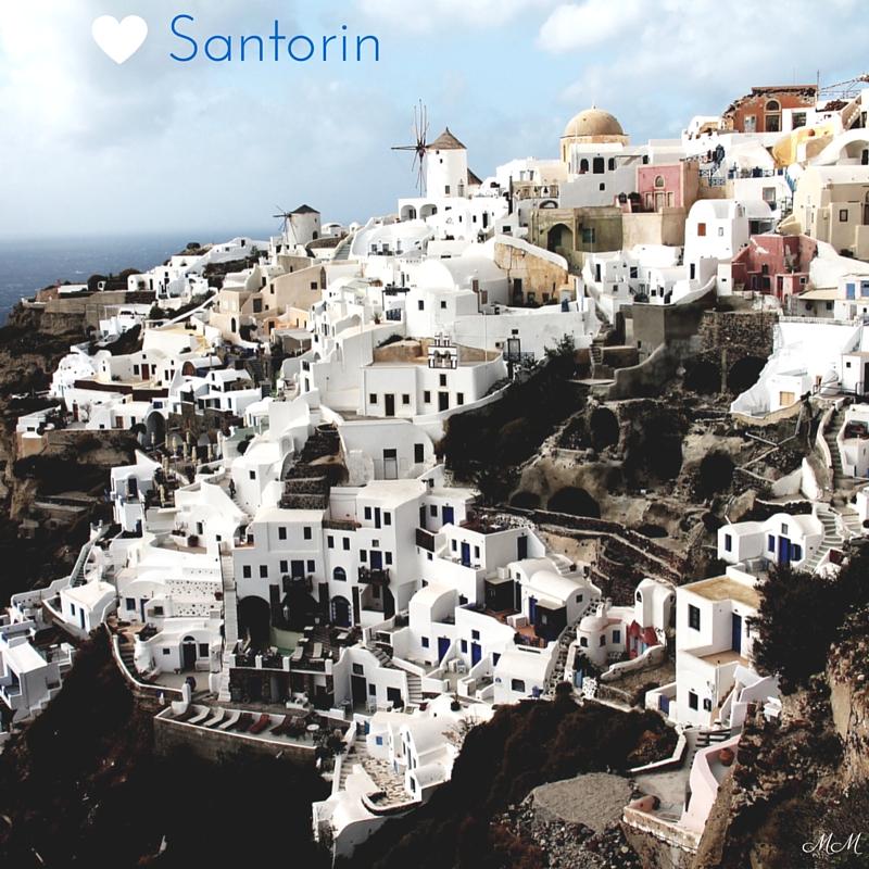 voyage santorin