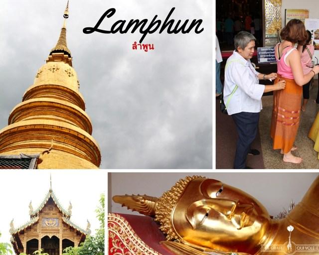lamphun thailande du nord