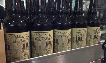 New 'collaboration' porter to hit shelves, taps this week