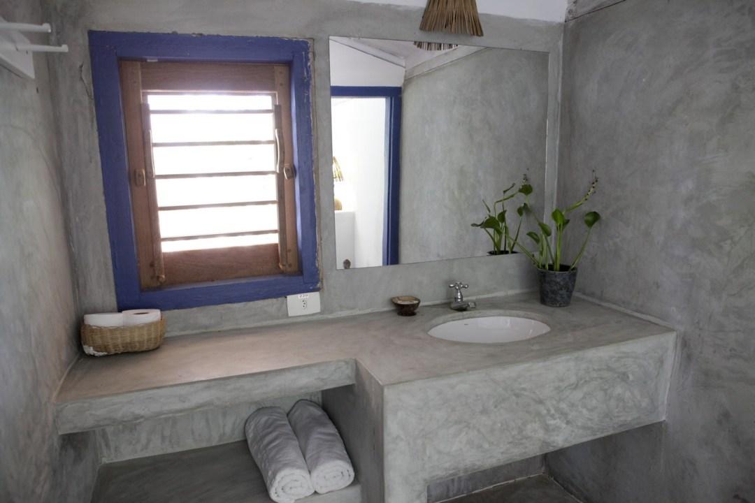 bangalô azul