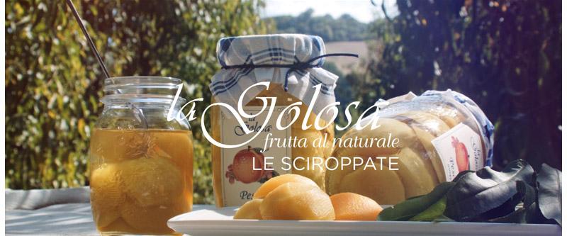 Video Le Sciroppate La Golosa - frutta al naturale