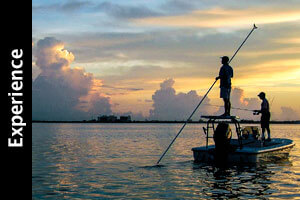 flats fishing private charter fishing