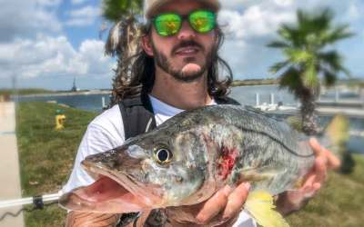 Hurricane Florence Fishing