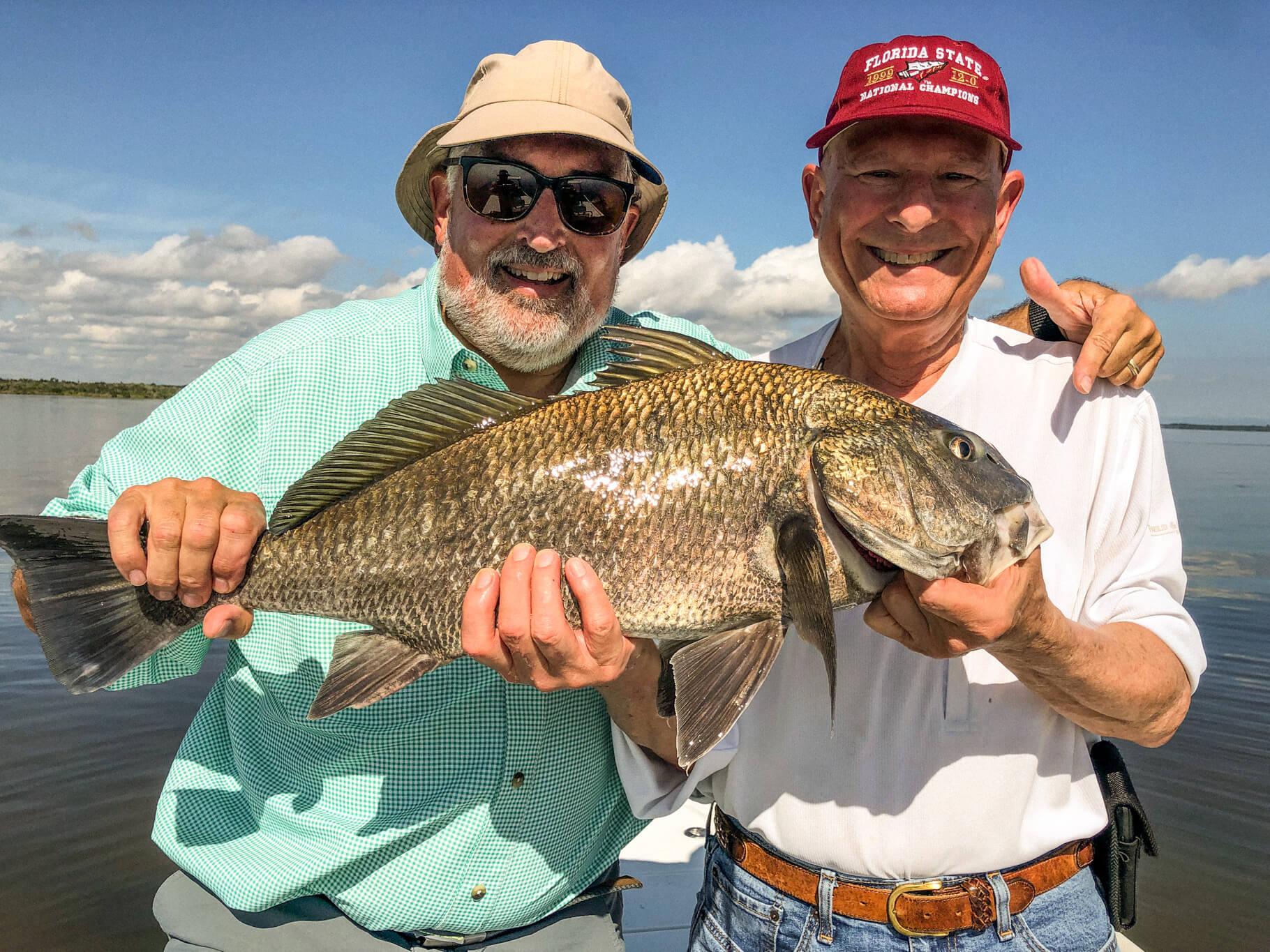 Black Drum on the Indian River