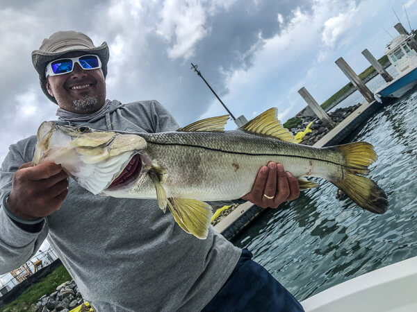Snook Port Canaveral