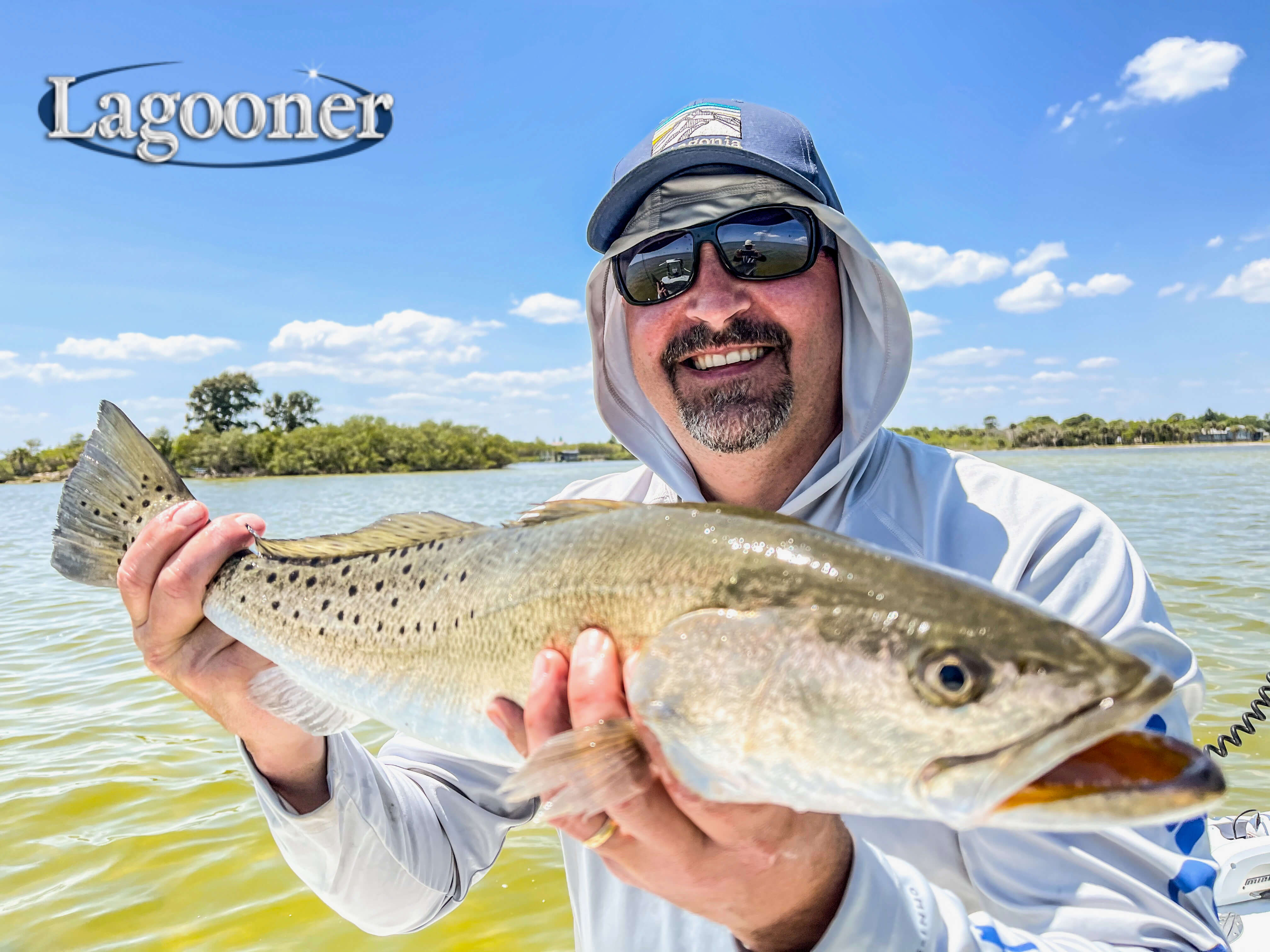 sea trout on the indian river lagoon