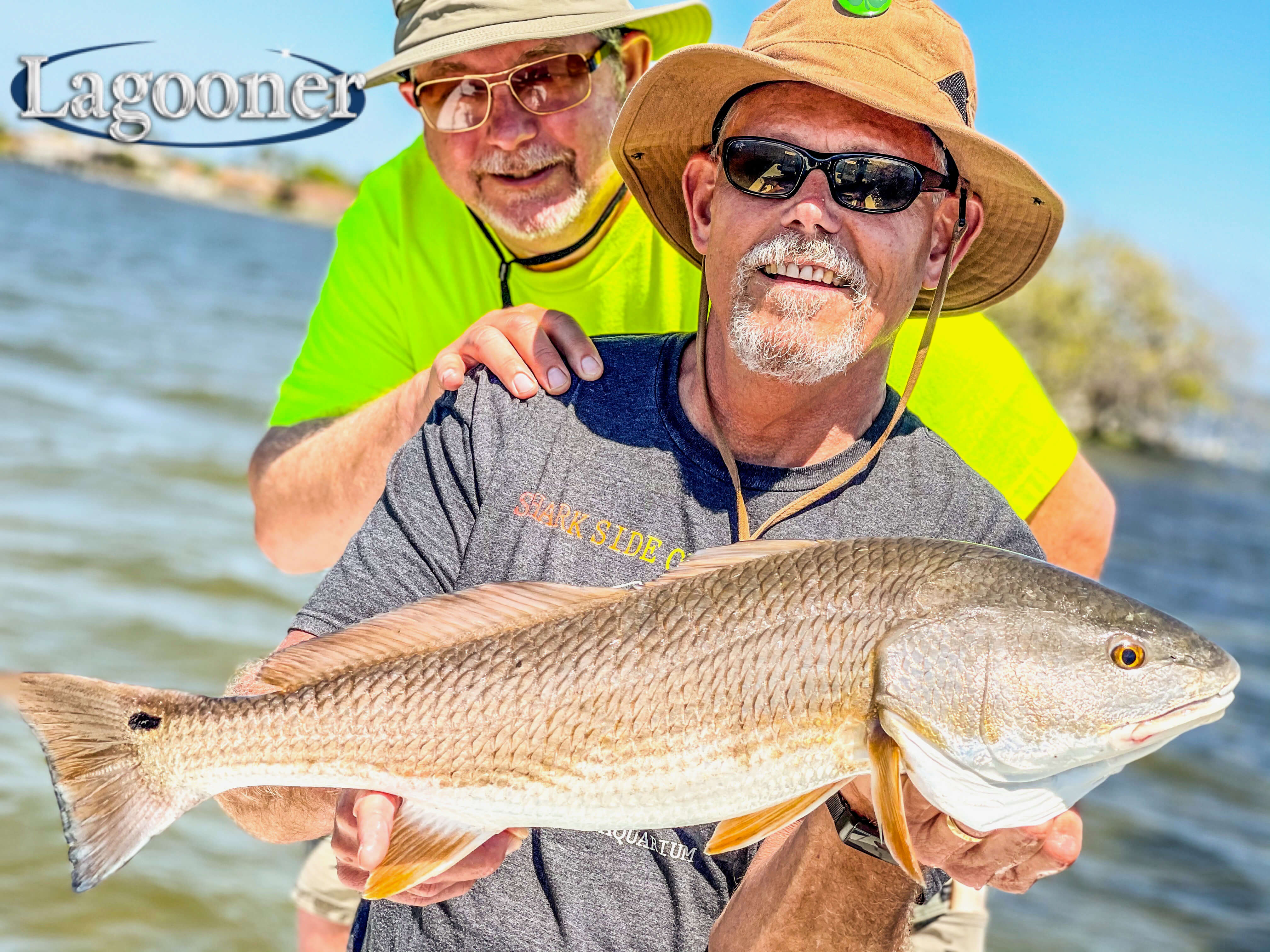 catching redfish on the indian river lagoon
