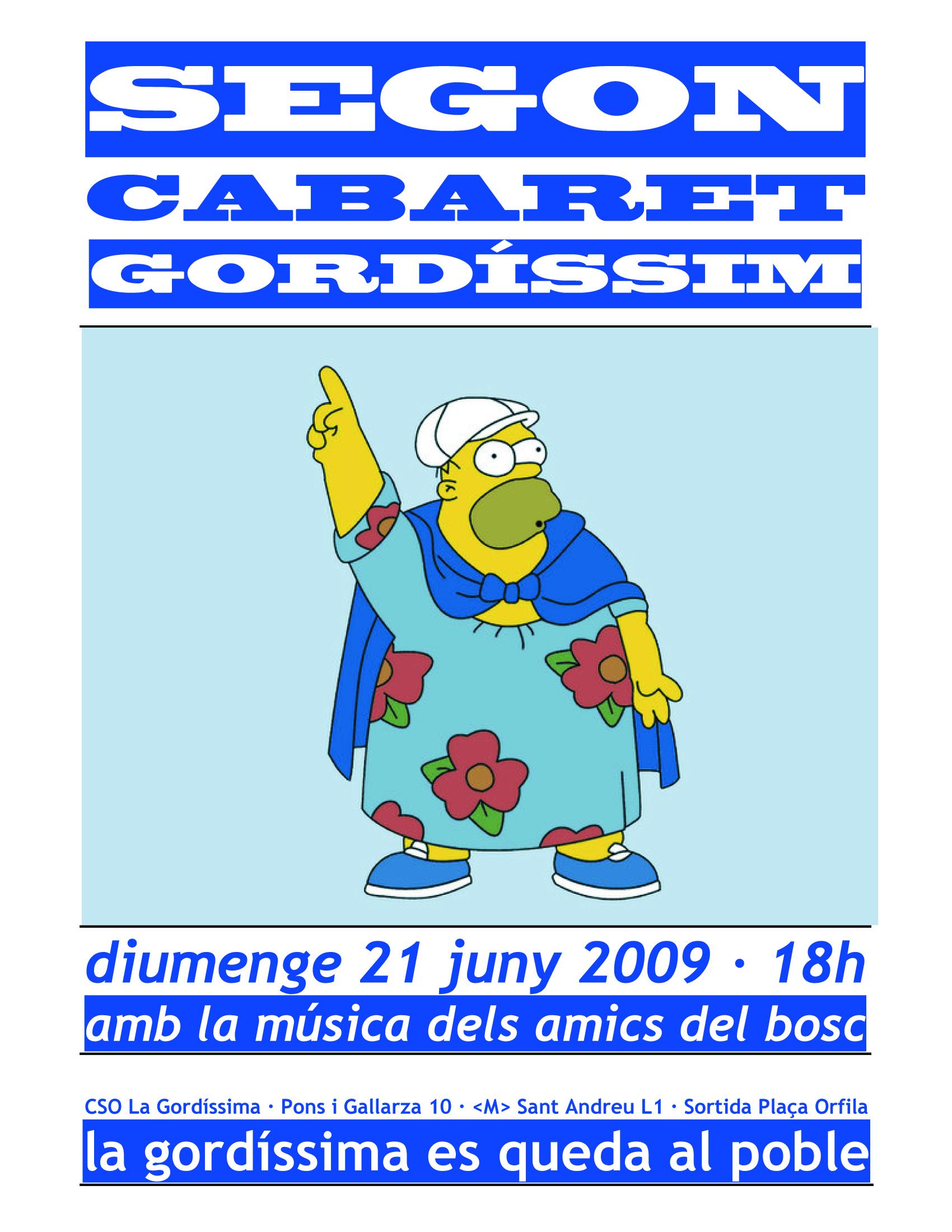 Microsoft Word - poster a4 gordi. juny 2009.doc