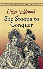SHE STOOPS TO CONQUER...GLOSSARY-TRIVIA
