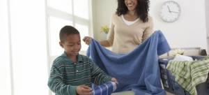 Chores and children