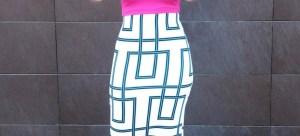 LagosMums Fashion Look HIgh Waisted