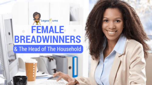 Female bread winners and the head of the household