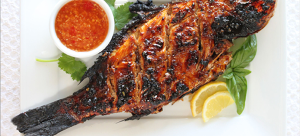Recipe-How To Make Grilled Red Snapper