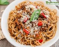 Recipe- How To Make Spaghetti Bolognese