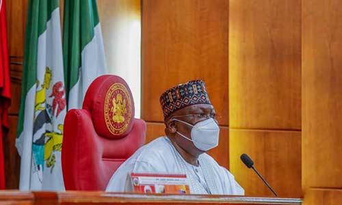 Senate President breaks silence, says Nigeria needs twitter