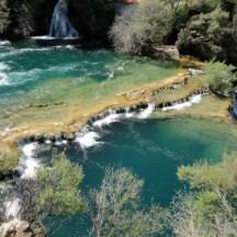 Parc de KrKa et Dubrovnik - Croatie