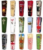 cercueils cartons