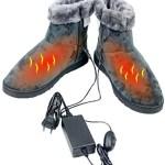 Accessoires pour se réchauffer les pieds