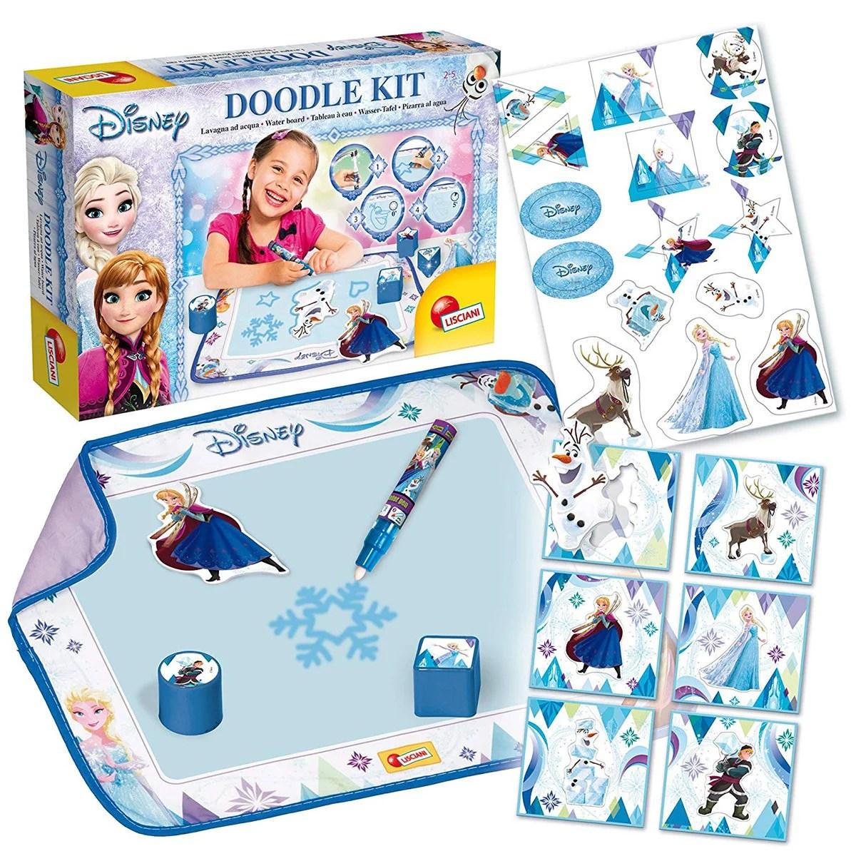 kit aquadoodle la reine des neiges 2