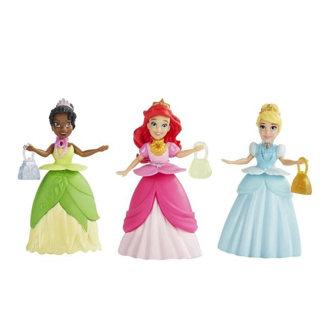 Poupée Disney Princesses Secret Styles - Princesse et surprises