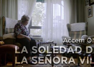 LA SOLEDAD DE LA SRA. VILA
