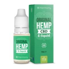 original hemp e-liquide cbd harmony