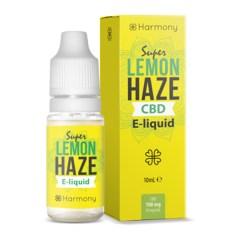 super lemon haze e-liquide cbd harmony