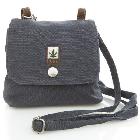 Petit sac bandoulière pure HF-0025 Gris