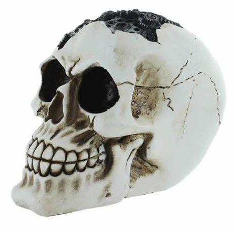 Statuette/Figurine Cyborg Skull/Crâne