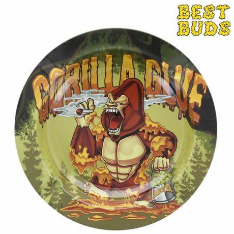 Cendrier métal Best Buds Gorilla Glue