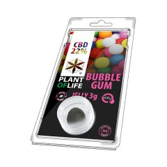 Bubble Gum jelly 22% cbd 3g