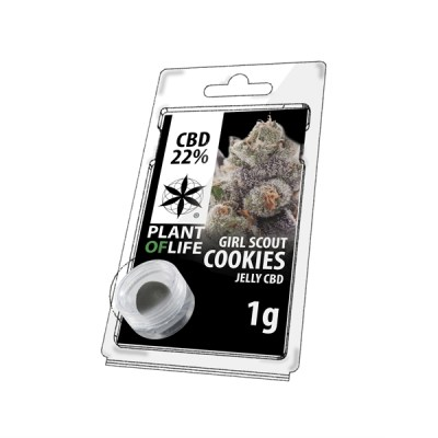 Girl Scout Cookies jelly 22% cbd 1g